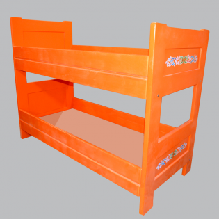 Кровать 2-х ярусная: 200 х 90 см.                     25 000 руб.
